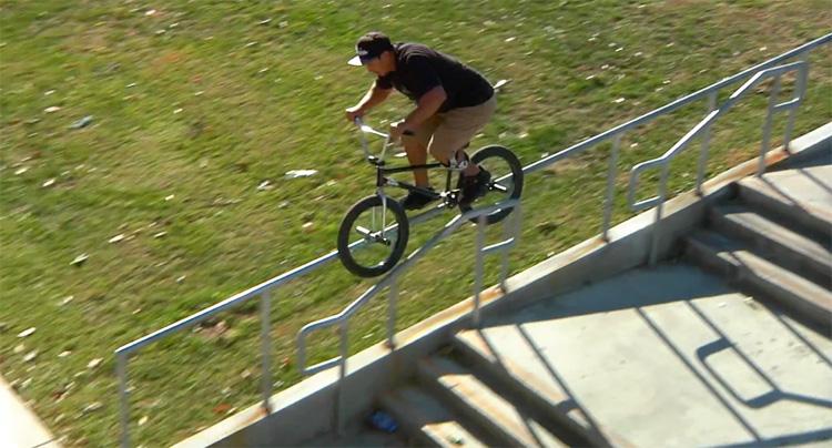 Colony BMX – Jourdan Barba Leftover Footage