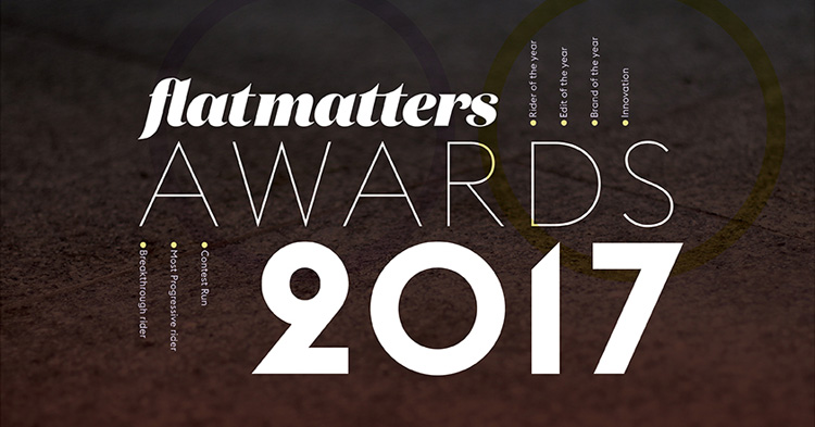 Flatmatters 2017 Year End Awards Winners Announced
