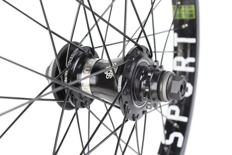 GSport Elite FC Freecoaster BMX Wheel