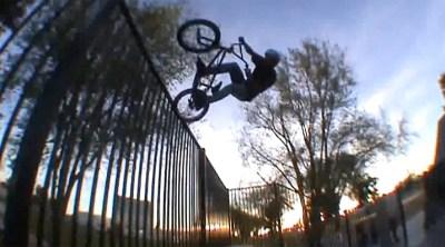 High Desert Park Mix BMX video