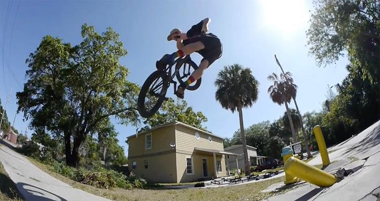 Madera BMX – Memo: A Day with Dan Foley