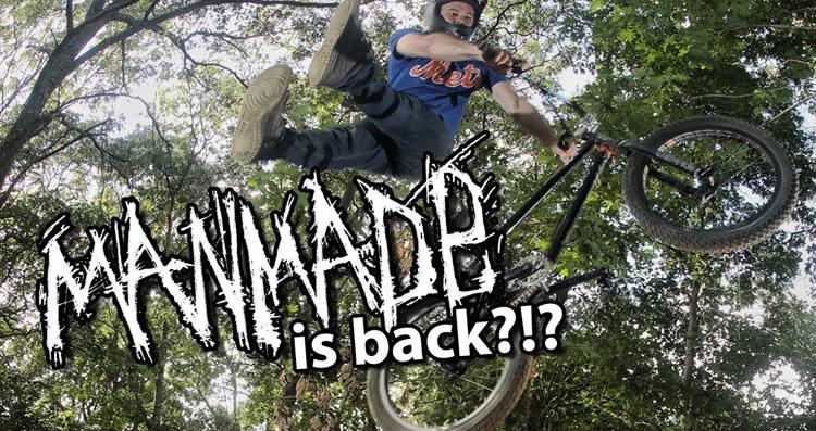 Manmade Clothing Is Back!