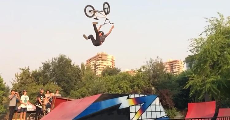 Pat Casey – BMX Crash Clips 2017
