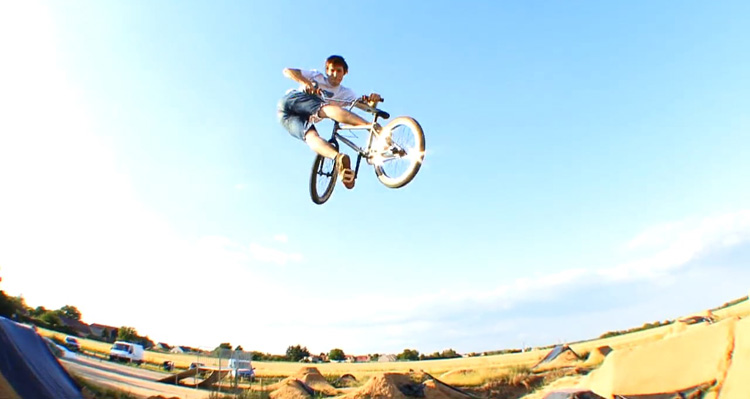 In Memory of Denis Mowgly BMX video