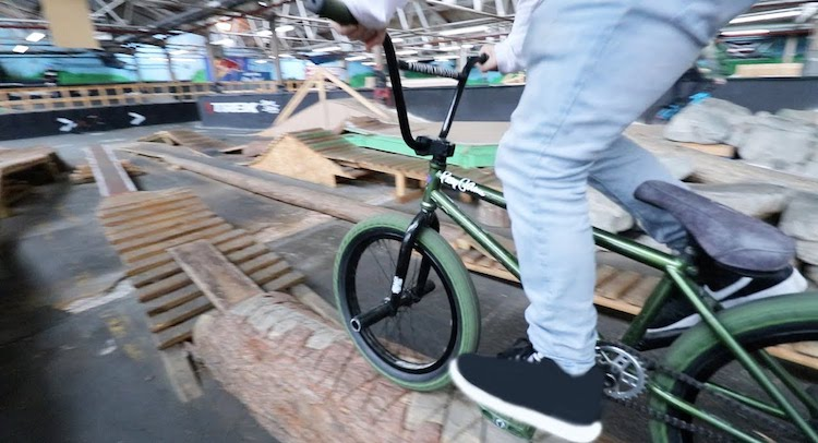 Scotty Cranmer and Crew Riding at Ray's MTB