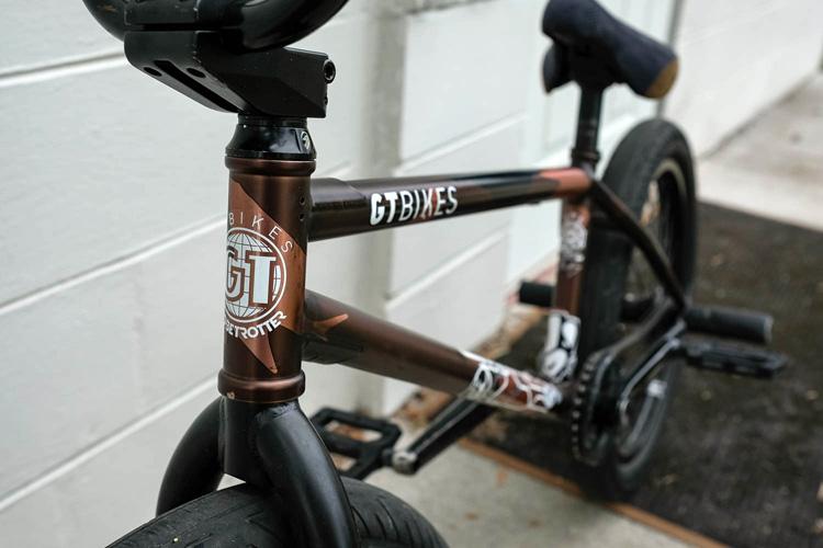 Shadow Conspiracy Albert Mercado Bike Check BMX