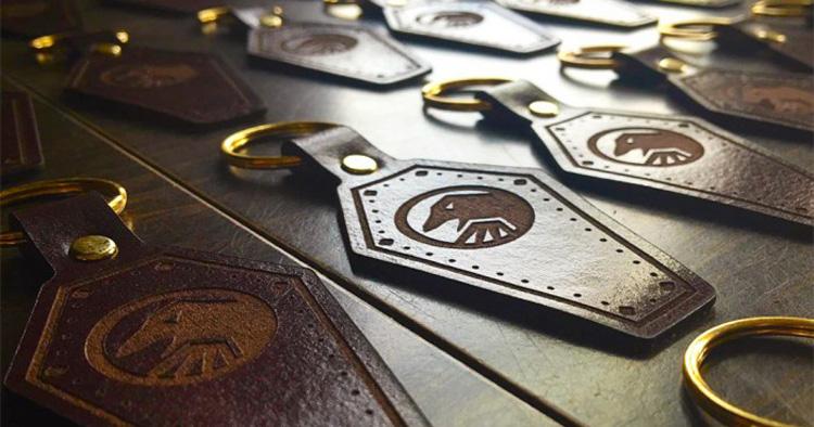 Shadow Conspiracy – Coffin Keychain