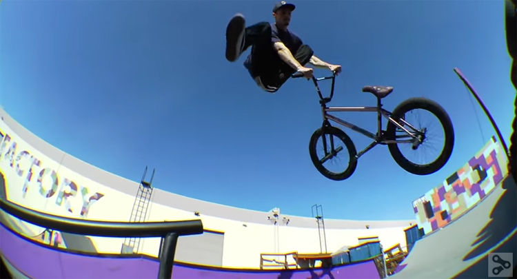Session On The New Full Factory Ramps