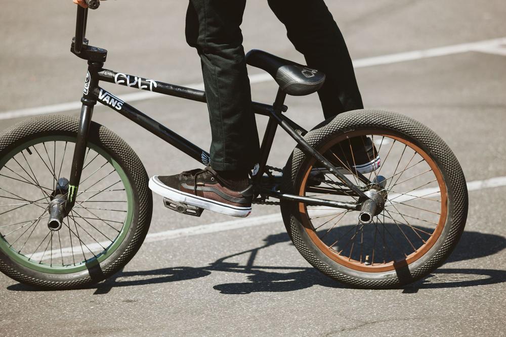 Vans Style 112 Pro Dakota Roche 2018 BMX Shoe