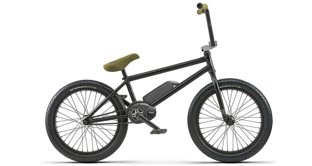 First Electric BMX Bike April Fools Day