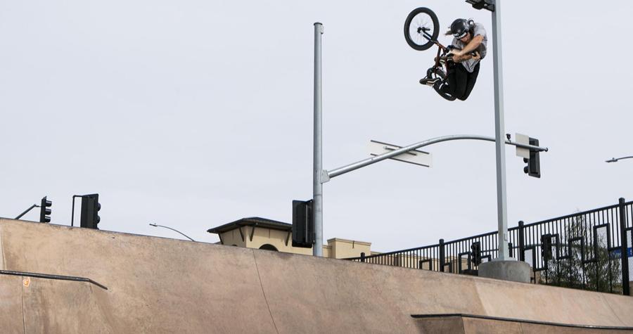 Matt Cordova Verde Bikes BMX