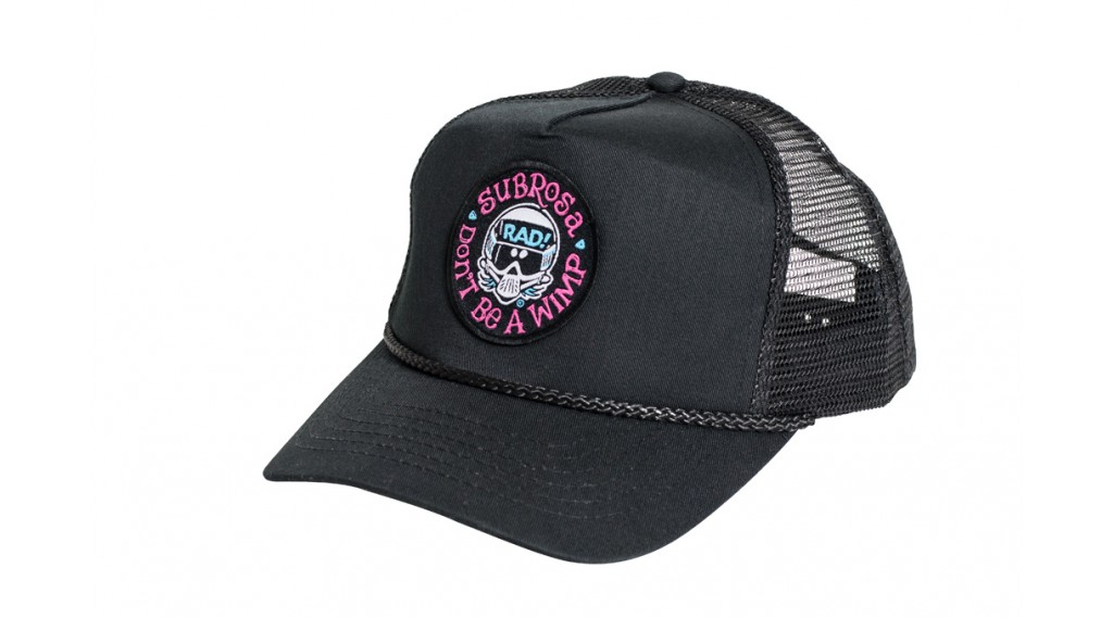 Subrosa Radical Rick No Wimps Collaboration
