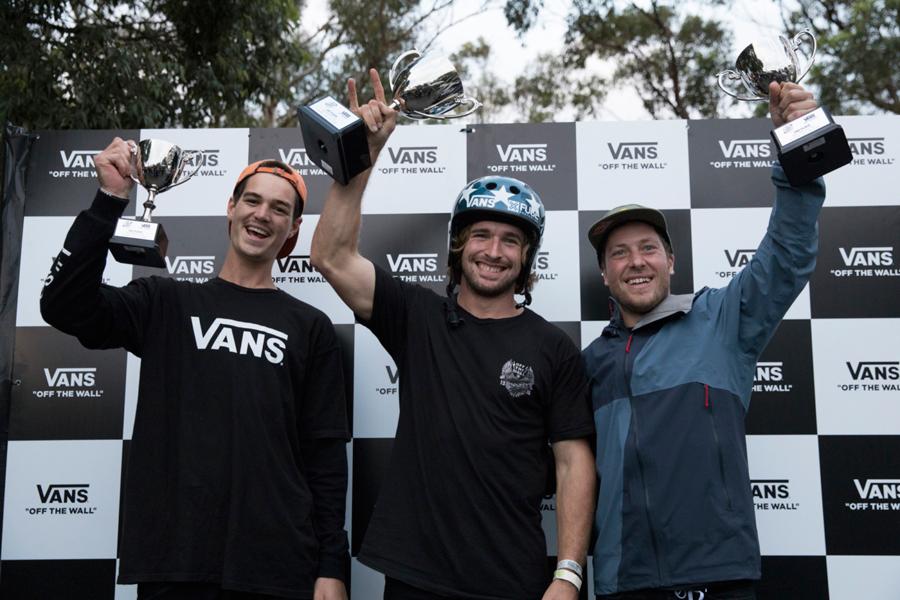 Vans BMX Pro Cup Sydney Results