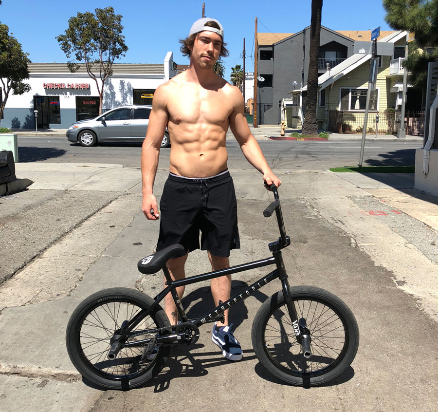 Wethepeople BMX Dillon Lloyd Bike Check