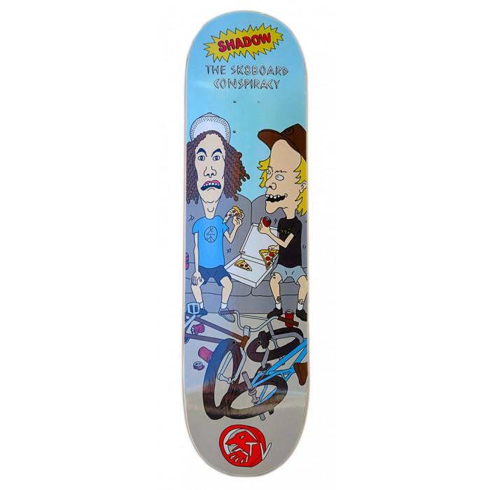 Shadow Conspiracy Treymone skate deck