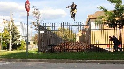 Chris Silva Half Full BMX Video