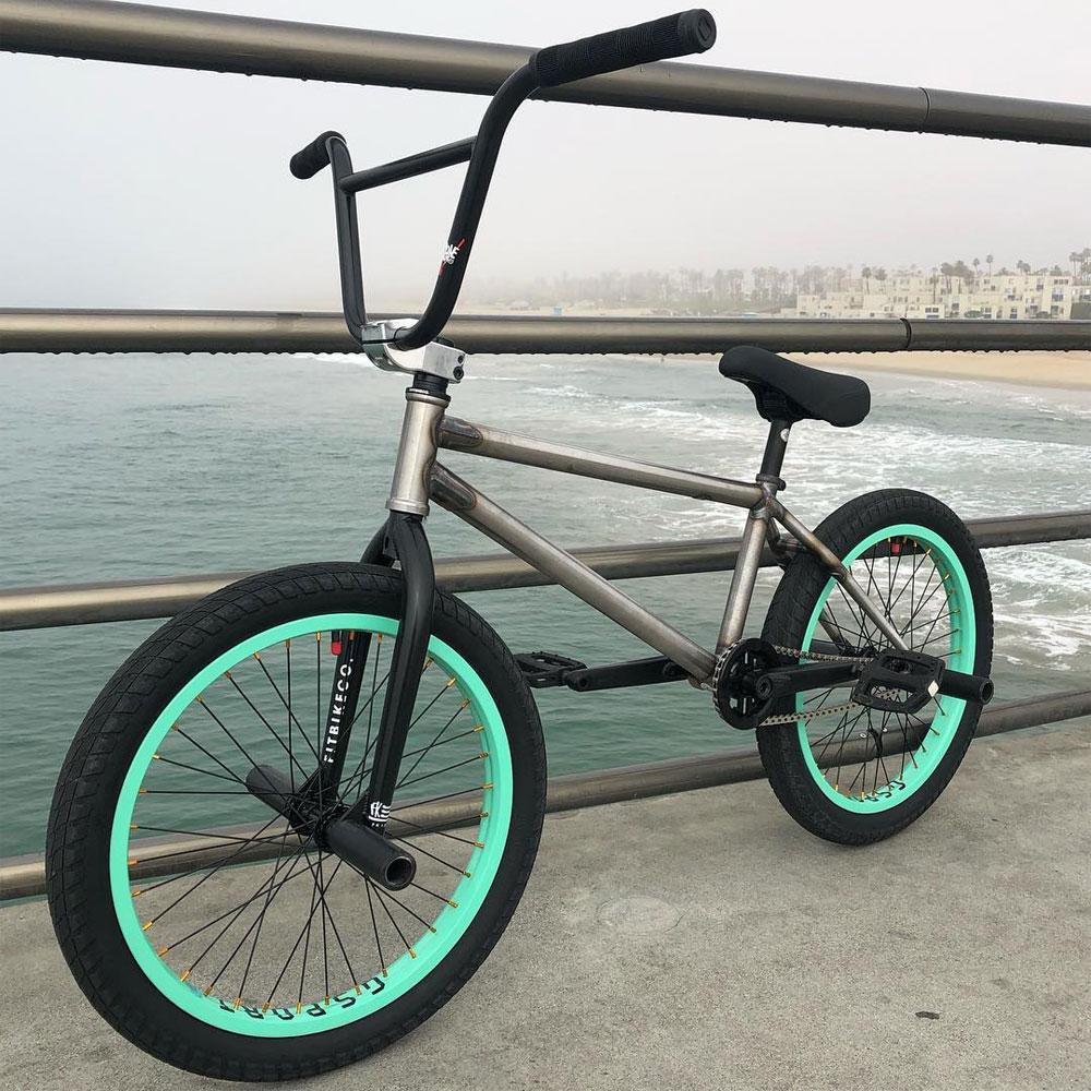 Sneak Peek: Fit Bike Co. - Sleeper Frame