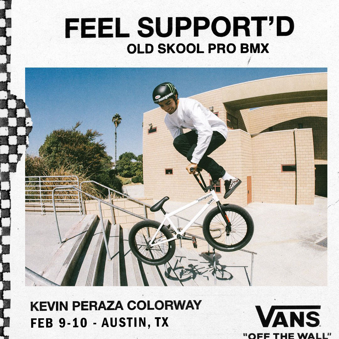 Vans Kevin Peraza Old Skool Pro Colorway Launch Party