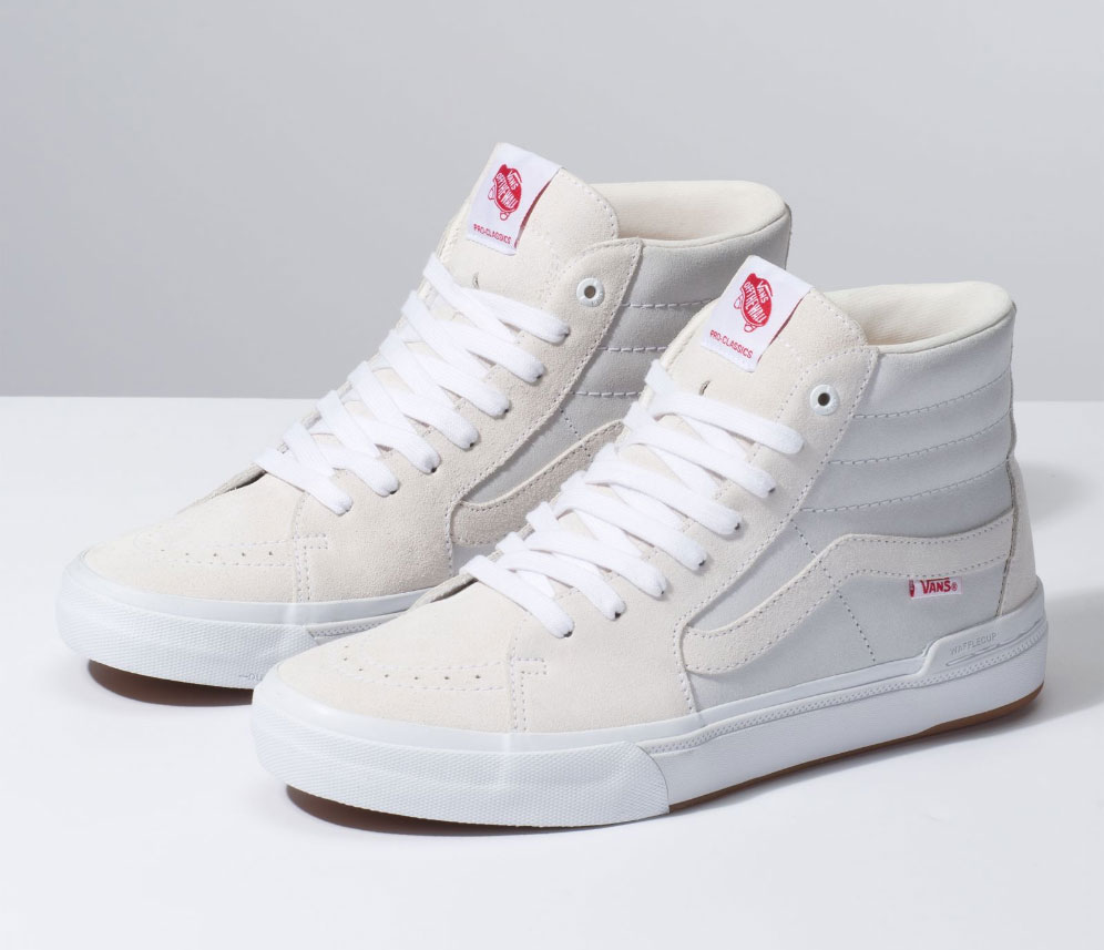 Vans Scotty Cranmer SK8 Hi Pro Colorway