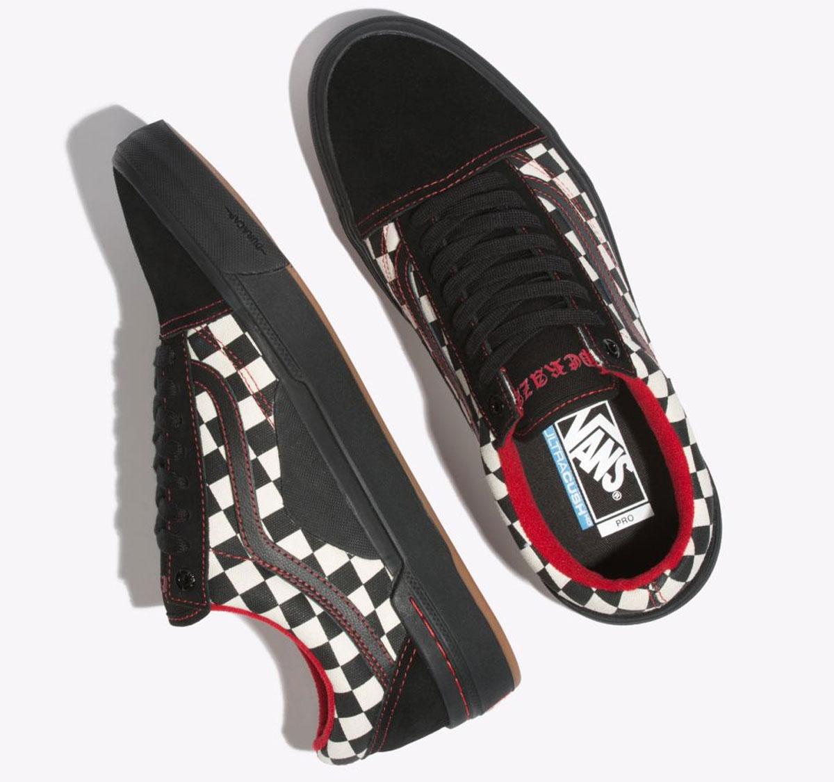 Vans Kevin Peraza Old Skool Pro Colorway Shoe BMX