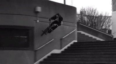 Ky Brisebois Chad Ferch BMX video