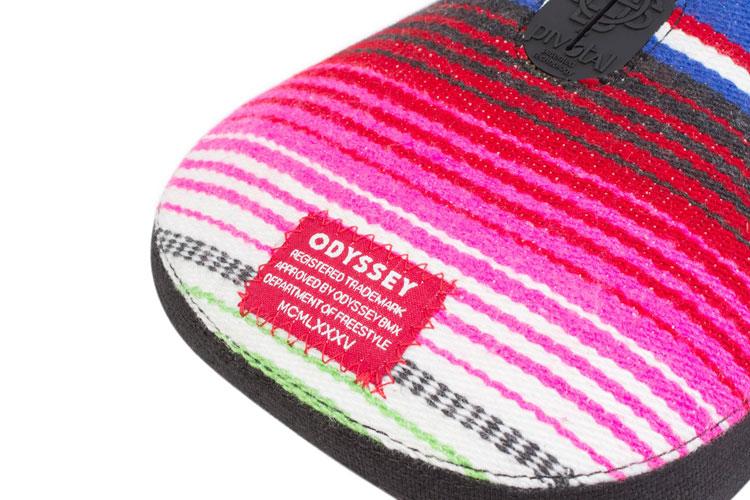 Odyssey BMX Mexican Blanket Seat BMX