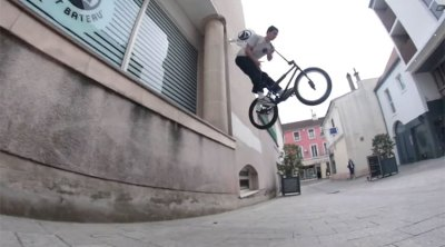Volume Bikes PJ Martini 2019 BMX video