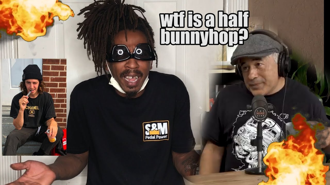 Kareem's World – Brandon Begin Off Fit? Half Bunnyhops?