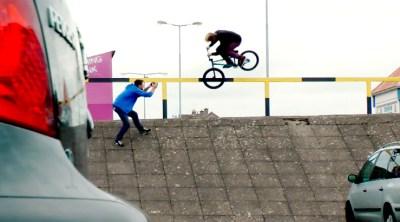 Derry To Kerry BMX video