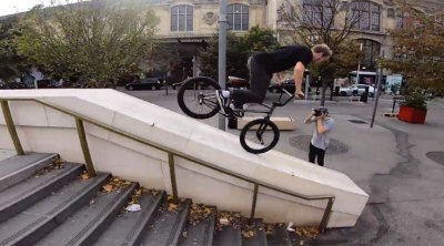 Reno Bike Paris BMX Street Video