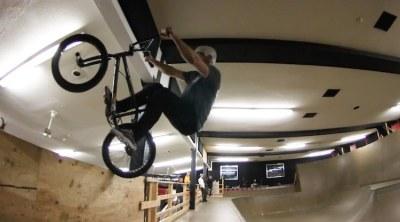 Matt Drew Power Hour BMX video