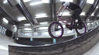 Alex Kennedy Source BMX Break In Video
