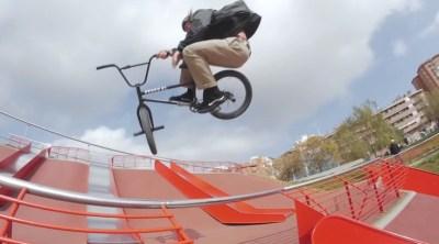 Federal Bikes 2020 Promo BMX video