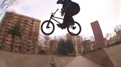 Edwin Delarosa Tom White Fit Life BMX video