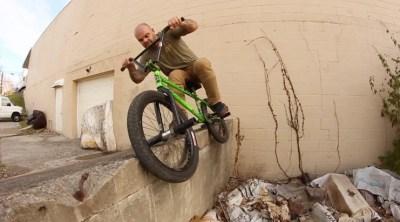 Daily Grind Jon Gremlin Bechtold BMX video