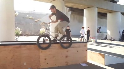 Golden Days BMX Jam Video