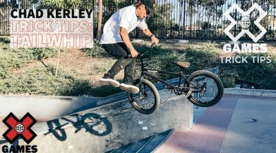 How To BMX Chad Kerley