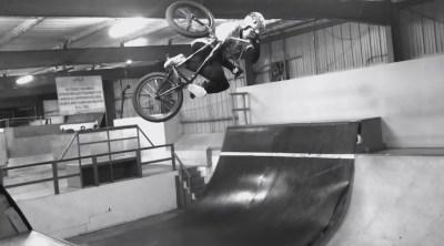 Mark Webb Unseen Clips BMX video