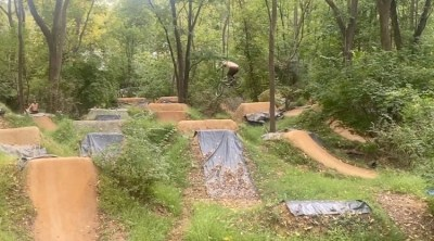 Pawoods 2020 BMX video