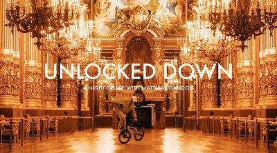 Matthias Dandois Unlocked Down