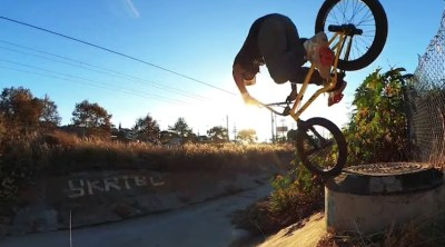 Mike Rooftop Escamilla 2020 BMX Video