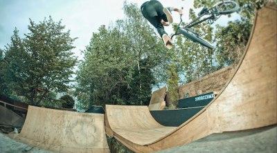 Source Park Documentary Part 2 BMX video