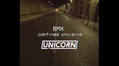 Unicorn Confined Cruising BMX