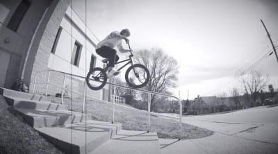 Chase Bucci Work Frames BMX