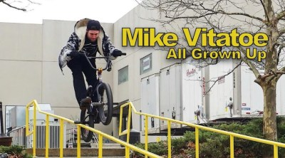 Daily Grind BMX Mike Vitatoe All Grown Up