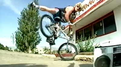 Fox Expendable 3 BMX video