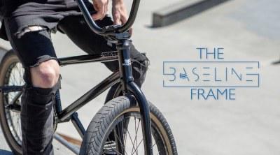 Haro Bikes Baseline Frame BMX video