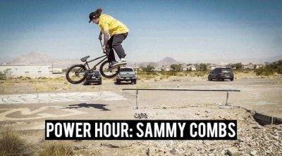 Sammy Combs Power Hour BMX