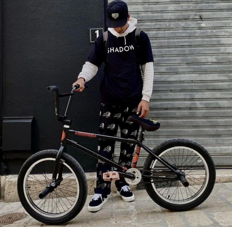 Subrosa BMX Thibault Srinarong Bike Check