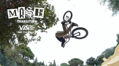 Vans Mash Transition BMX video